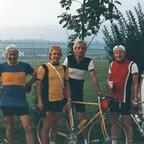 Radtour um den Bodensee - Die 4 Nauheimer (Naumer)