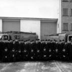 Feuerwehr Königstädten - Brandmeisterlehrgang Kassel 1962