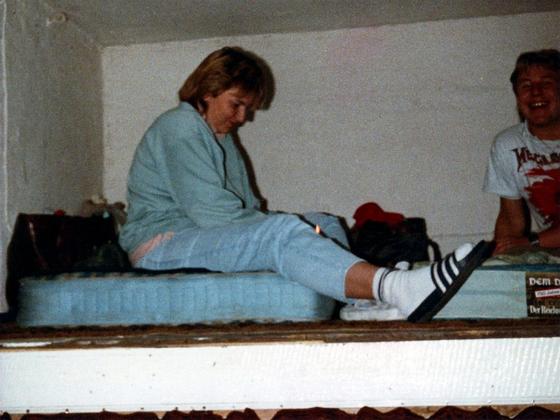 Berlin-Kreuzberg 1988 - Siggi - Brösel - Duke