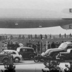 Letzter Start - LZ 129 - Hindenburg - Last Take Off - Frankfurt am Main 1937 - Autobahn A5