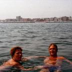 Rimini - Torre Pedrera - Italien - 1983