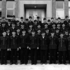 Feuerwehr Königstädten - Grundlehrgang Kassel 1958