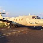 "HFB 329 ""Hansa-Jet"" ECM - Geschäftsreiseflugzeug"