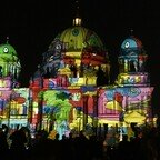 Berliner Dom - Festival of Lights 2019