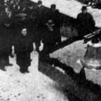 Königstädten - Einweihung Kirchenglocke 1950