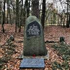 Gedenkstätte und Denkmal für die gefallene französische Militärflieger
