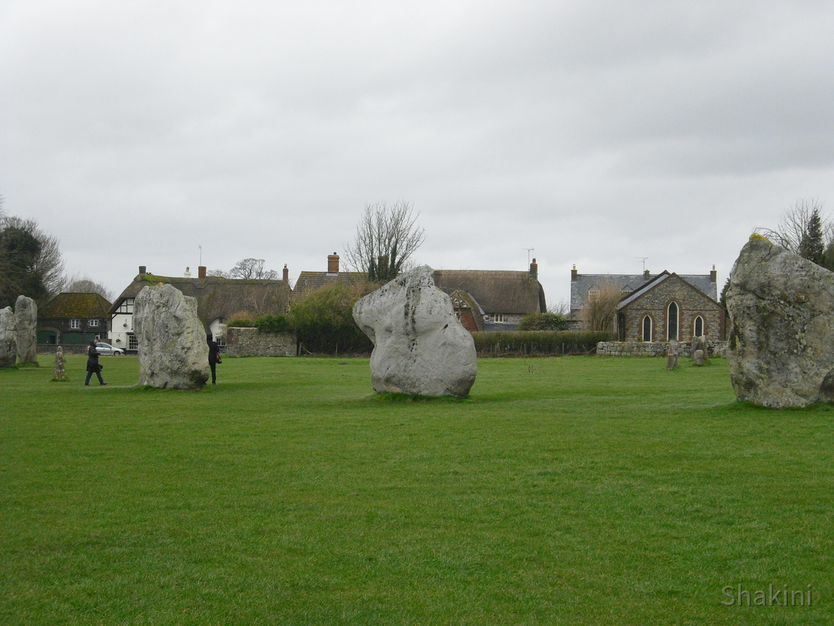 Avebury - Seltsame Steinkreise