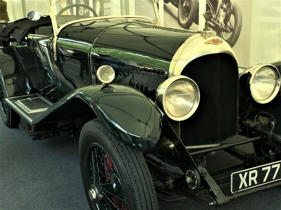 Bentley Super Car