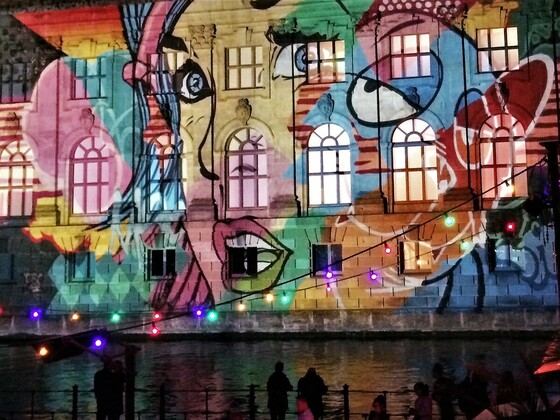 Festival of Lights - Monbijoupark
