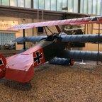 Fokker Dr I - Jagdflugzeug - Roter Baron