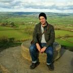 Glastonbury - kleine Pause