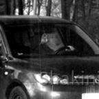 Polizeifotos und  Radarfalle