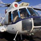 Mil Mi-8S Hip-C 9351 - Bundeswehr-Helikopter - Front