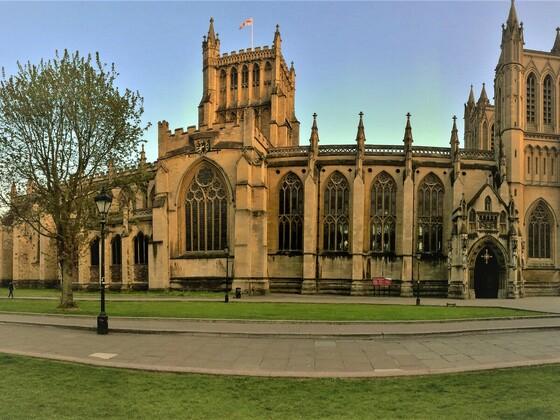 Bristol Kathedrale