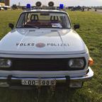 Polizei-Fahrzeug - Trabant - Vopo - DDR