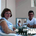 RICOH RD-C7 im Einsatz - Heinz Gode und Angelika