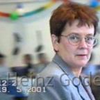 Klassentreffen 2001 Zentralschule Lehnin - Sigrid Groß (Issy)