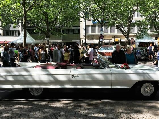 Cadillac Cruiser Straßenkreuzer