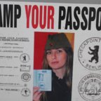East Side Gallery - Berlin - Graffitis - We Stamp Your Passport
