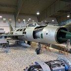 Jagdflugzeug MiG-21 PFM - NVA