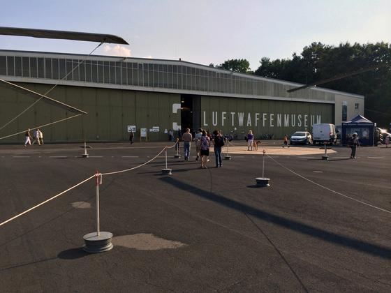 Luftwaffenmuseum Gatow - Ausstellungshalle