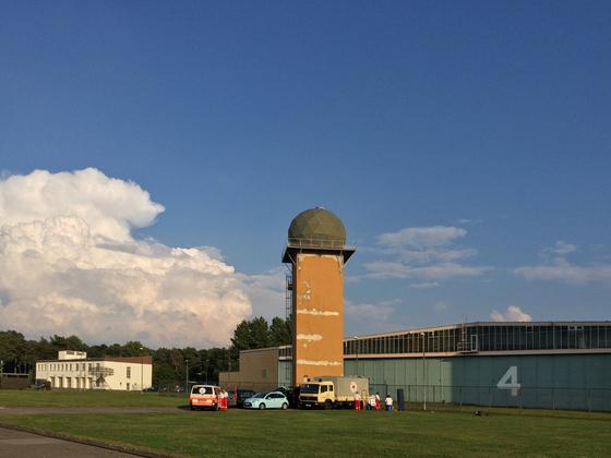 Radarturm - Radom - Luftwaffenmuseum Gatow