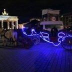 Kutsche am Brandenburger Tor
