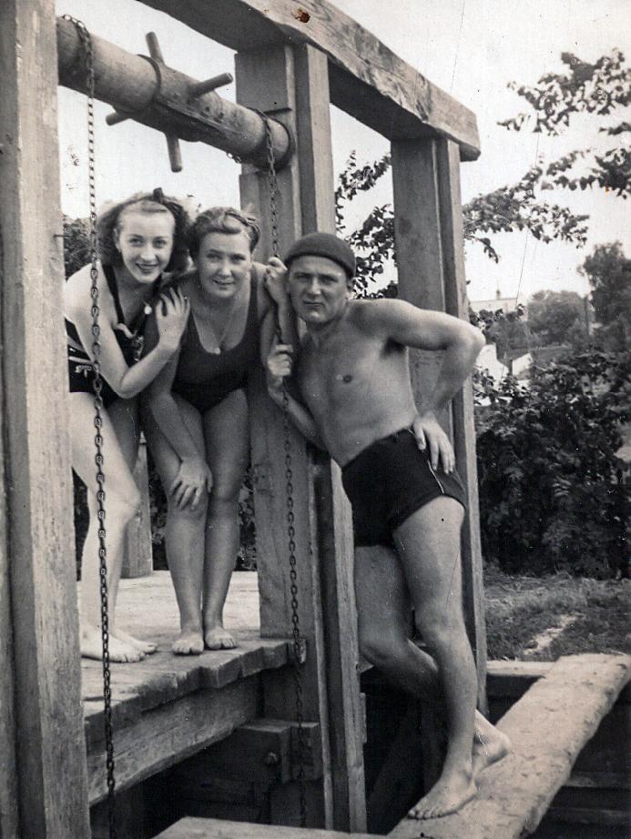 Holidays and Fun in Polska - 1938