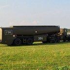 Kerosin-Tankzug - Luftwaffenmuseum Gatow
