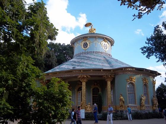 Chinesiches Haus im Park Sanssouci