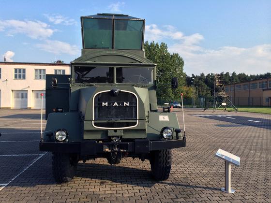 Mobile Flugsicherunganlage - Platzkontrollstand FSA-70