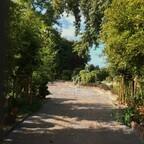 Garten - Pagode Chúa Linh Thúu