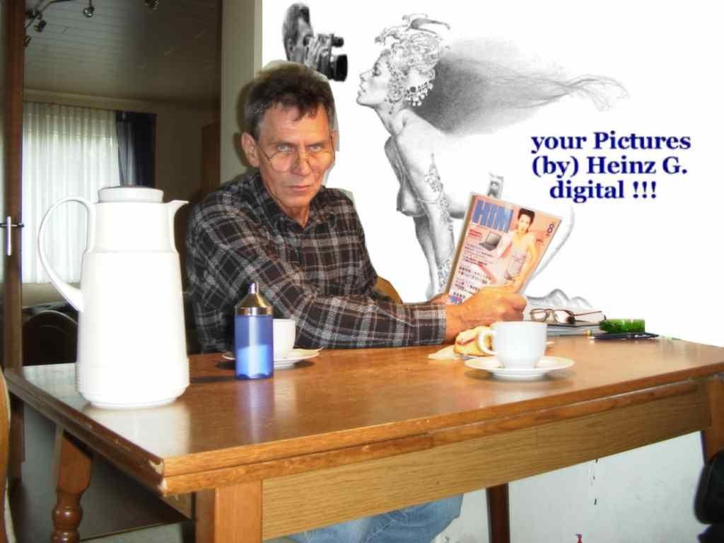 Heinz Gode - Das erste Digitalfoto