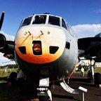 "Nord Aviation N2501D ""Noratlas"" - Cockpit"