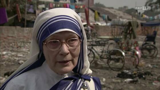 Maria Magdalena Koller: Mutter Teresa v. Calcutta