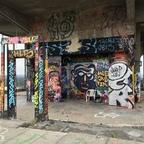 Berlin - Teufelsberg - Field Station - Tower base - Turm Basis