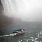 Niagarafälle - Kanada mit Ausflugsboot
