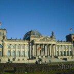 Reichstag -  Berliner Reichstag