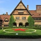 Schloss Cecilienhof - Garten