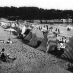 Royan 1940 - VAUX-NAUZAN - La Plage