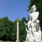 Statue im Park Sanssouci