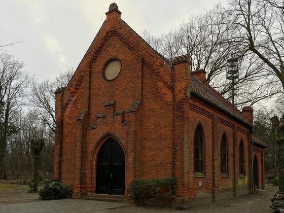 Kapelle - Friedhof Dallgow