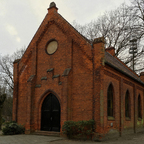 Kapelle - Friedhof Dallgow