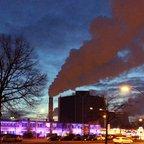 Osram AG - Heizkraftwerk Reuter-West Vattenfall - Berlin