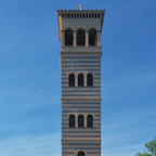 Glockenturm der Heilandskirche - Port von Sacrow - Potsdam