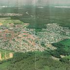Luftbild - Rüsselsheim-Königstädten - 1980er Jahre