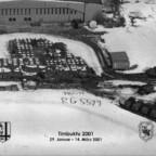 Luftaufnahme der Luftwaffenausbildung