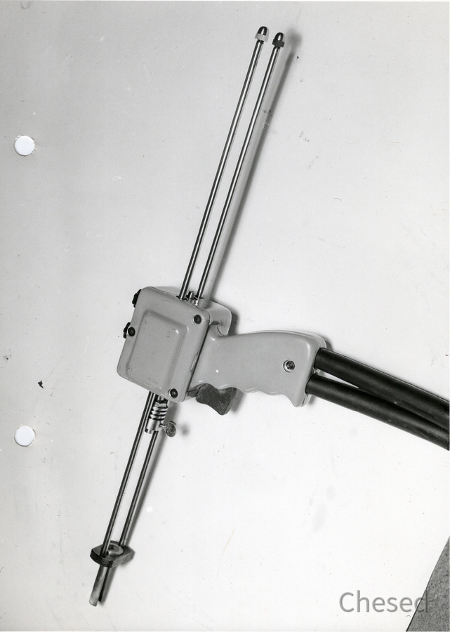 Punktschweißgerät aus Rüsselsheim von der Adam Opel AG