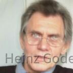 Heinz Gode Düsseldorf am 04.04.2003