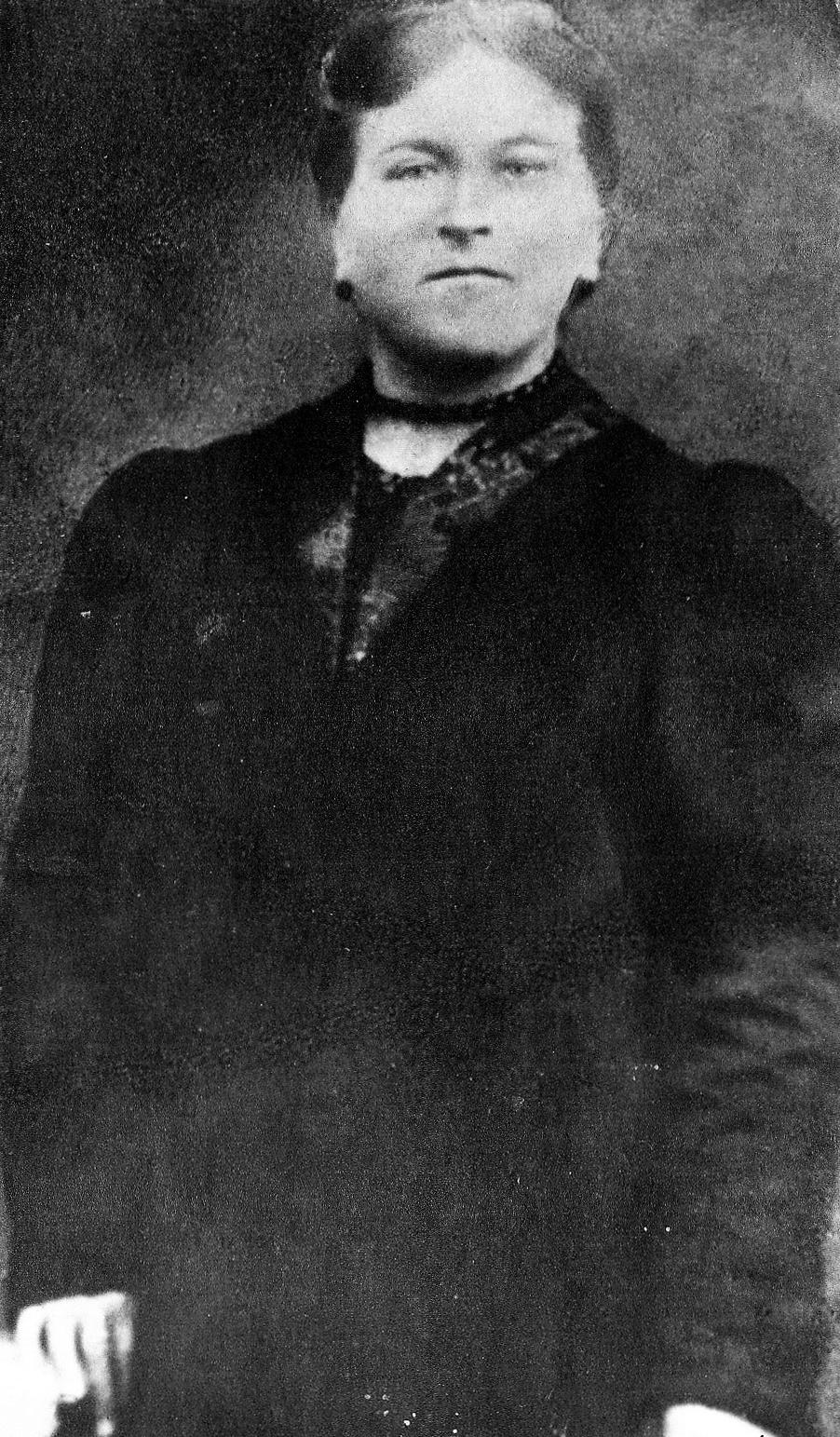 Großmutter Katarzyna Leda geb. Poznańska